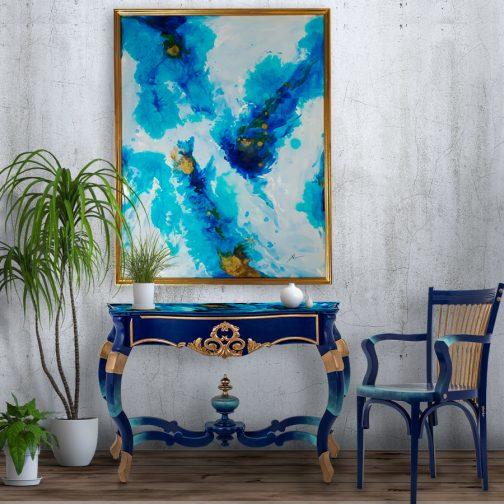 Conjunto decorativo Mar Adriático