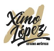 Ximo López. Estudio artístico