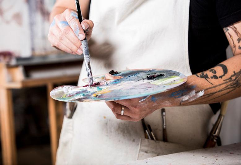 cuadros originales pintados a medida