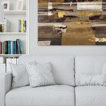 Los 5 elementos para decorar un salón comedor pequeño
