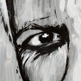 Cuadro Retrato a Picasso